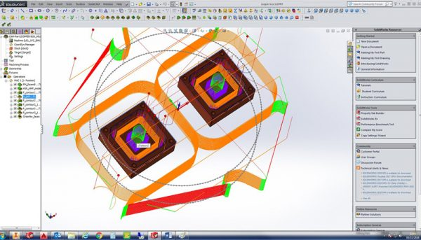 UCL Toolpath
