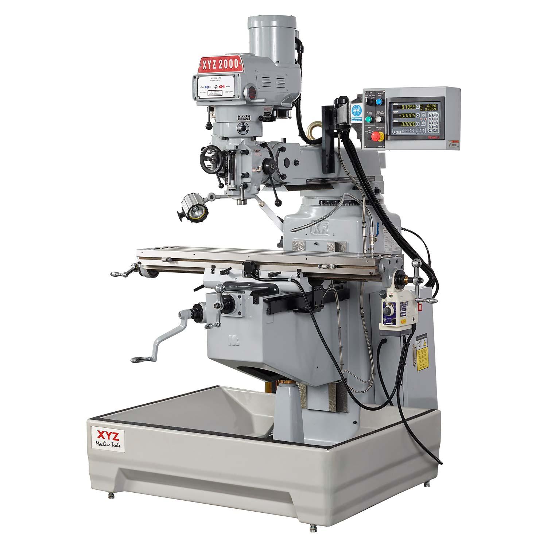 2000 Xyz Machine Tools