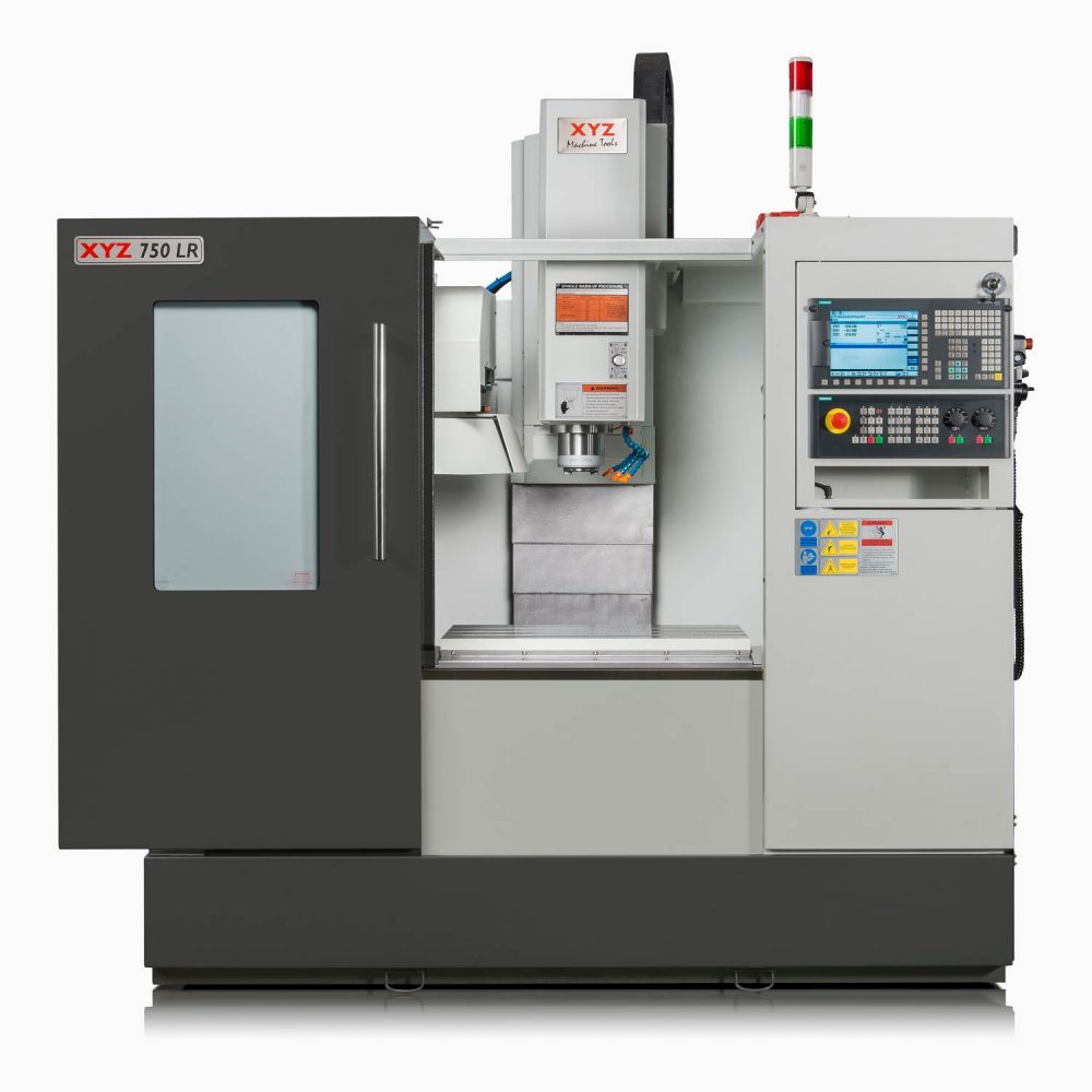 XYZ 750 LR VMC - Door Open