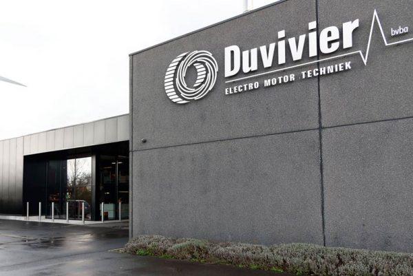 Duvivier Factory
