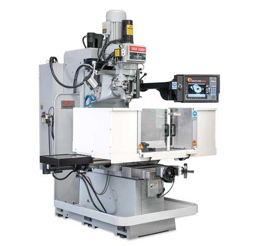 XYZ-SMX 3500 ProtoTRAK Bed Mill