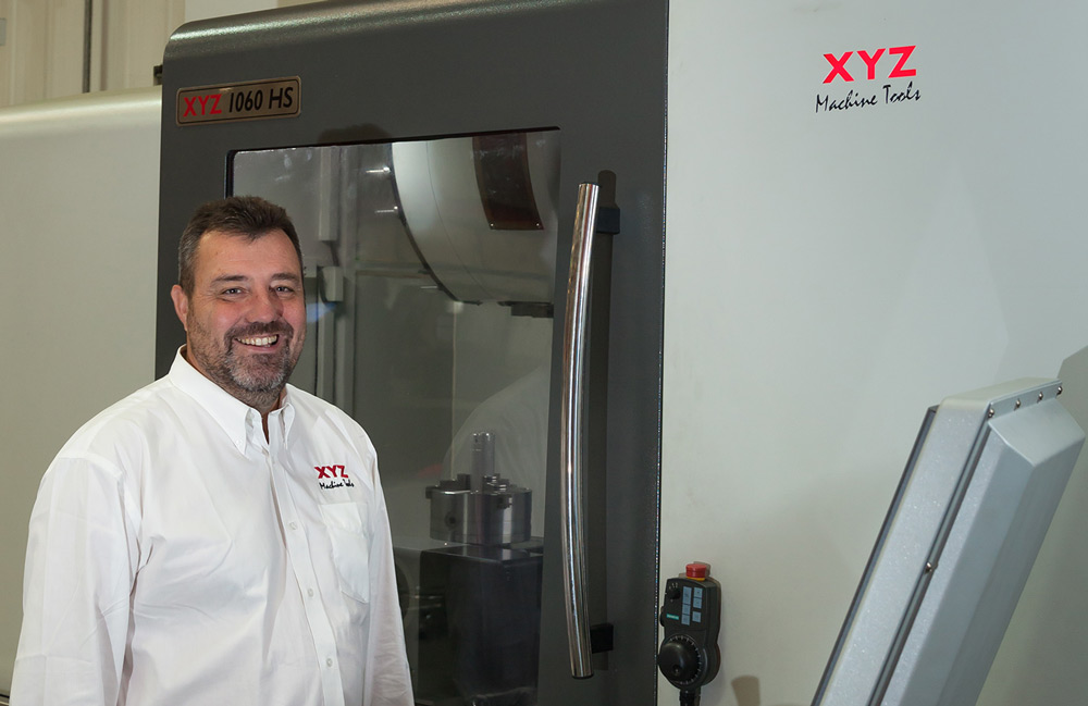 XYZ strengthens export sales with key appointment