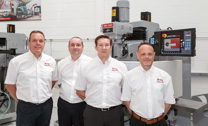 XYZ strengthens sales team with three new recruits