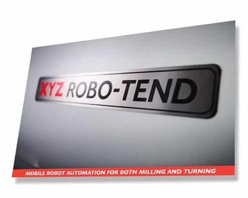 XYZ Robo-Tend brochure