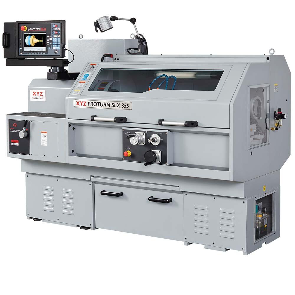 Proturn Slx 355 Xyz Machine Tools