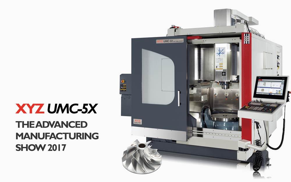 UMC-5X makes its UK exhibition debut