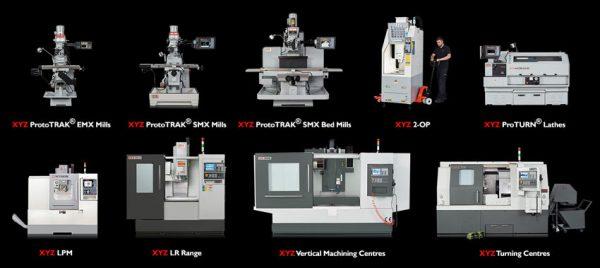 Blackburn machines on show