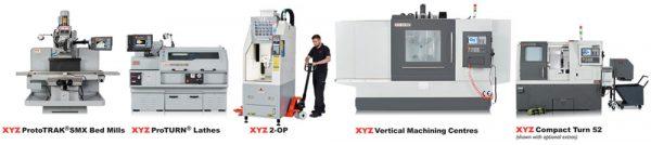 Ex-Demo CNC Machines