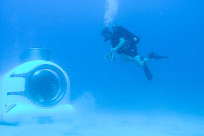 MSubs Underwater Action
