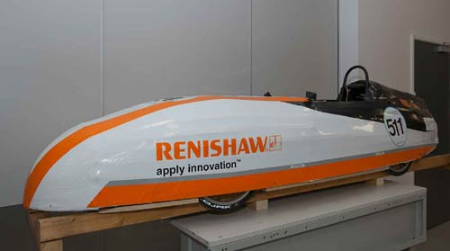 XYZ gives Renishaw Greenpower a boost