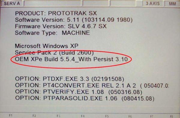 SMX and SLX Code 33 Check