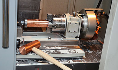 Thor Hammer - Copper Hammerheads