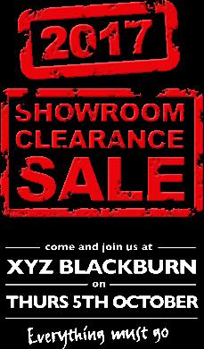 XYZ Blackburn Open Day